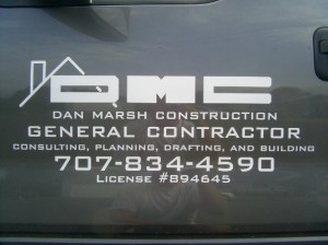 General Contractors Mckinleyville